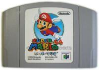 Nintendo Super Mario Nintendo64 Game N64 Used #4 from JAPAN
