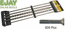5pc X 600 mm SDS Taladro Set para la perforación de hormigón, piedra y mampostería