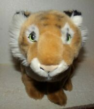 "12"" Plush Tiger Planet Earth Toys"