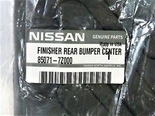 Genuine OEM Nissan 85071-7Z000 Rear Bumper Pad Center Step 2000-2004 Xterra