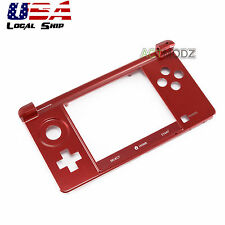 Replacement Hinge Part Bottom Middle Shell Housing For Nintendo 3DS Colors