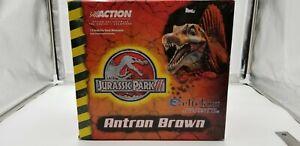 "2001 NHRA Antron Brown ""JURASSIC PARK III"" Pro Stock Suzuki Bike 1/9 Action"