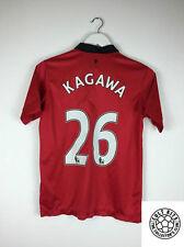 Manchester United KAGAWA #26 13/14 Home Football Shirt (XL Boys) Soccer Jersey