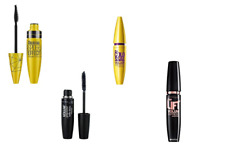 Maybelline Mascara Options Available | Colossal, The Turbo, The Lift, Spider