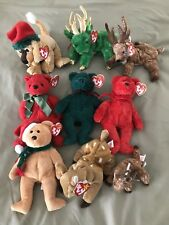 TY Beanie Babies Rare Retired Lot