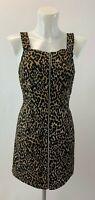Ladies Ex Primark Print Pinafore Dress  size 4 6 8 10 12 14 16 18