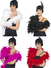 NEW Deluxe Boa 180cm - Long Burlesque 20s Dance Hen Night Fancy Dress Accessory
