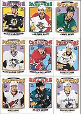 U PICK EM LOT 16-17 2016-17 OPC O-Pee-Chee Retro Set cards $.99 each SEE LIST