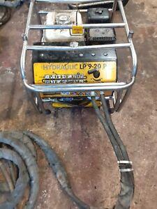atlas copco hydraulic power pack