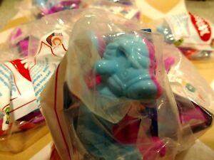 NINE MI U-3 Wendy's Playskool UNDER 3 PINK BLUE ROCKING HORSE ToddlerCAKE TOPPER