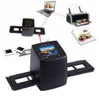 35mm Negative Film Slide Viewer Scanner USB 3600DPI Color Photo Copier EU plug