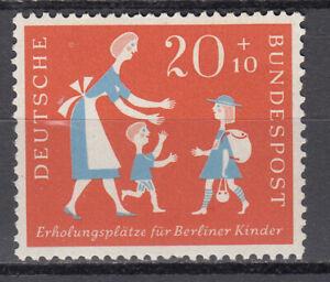 BRD 1957 Mi. Nr. 251 Postfrisch LUXUS!!!