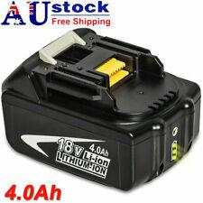 New For BL1860B Makita 18V 6.0Ah BL1850 BL1830 BL1860 BL1840B LXT Li-ion Battery