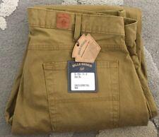 NWT Bills khakis 5S-STBU SZ 34X30 5-Pocket Stretch Sierra Twill Slim Buck $165
