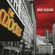 MAD SEASON - LIVE AT THE MOORE 2 VINYL LP NEW+
