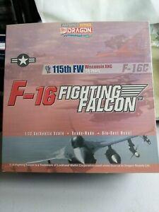 Dragon Wings -F-16C, 115th Wisconsin ANG, (50)yrs. New