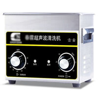 3.2L Ultrasonic Cleaner for Cleaning Jewelry Dentures Small Parts Circuit Board