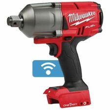 """Milwaukee 18v Fuel Cordless M18onefhiwf34-0 3/4"""" Impact Wrench One Key Skin"""
