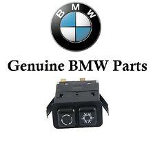 NEW BMW E30 318i 325i A/C Control Switch Genuine 61 31 1 380 557