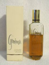 Vintage Geminesse Cooling Cologne Splash by Max Factor 8oz with Box Rare 1978