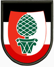Wappen von Augsburg, Aufnäher ,Pin, Aufbügler