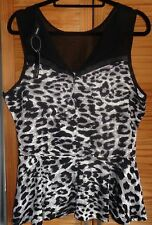 George Animal Print Other Women's Tops