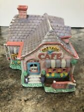 1995 Midwest of Cannon Falls Cotton Tail Lane Easter Lighted Cafe Lighted