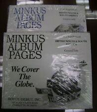 Guyana Minkus Specialty Stamp Album pages 1994 & 1995 British N.& S. America