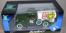 SOLIDO  1/18 CAMION FORD V8 1936 CITERNE FUEL TANKER TRUCK CASTROL NEUF EN BOITE