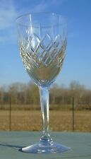 Cristallerie de Lorraine Lemberg - Verre à vin blanc en cristal taillé