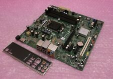 Dell X231R 0X231R LGA1156 DDR3 DP55M01 XPS Studio System Motherboard & Backplate