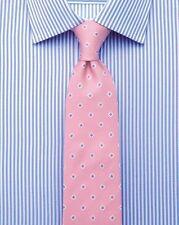 Charles Tyrwhitt Slim fit non-iron Bengal Stripe shirt 17/33