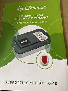 Lifeline 24 Alarm And Myamie Pendant