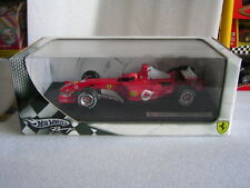 HOT WHEELS 1:18 FERRARI F2003-GA MICHAEL SCHUMACHER
