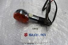 SUZUKI VX 800 VS51B FRECCIA LUCE LAMPEGGIANTE INDICATORE sx. con supporto #r7460