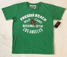 Roots of Fight Freddie Roach Boxing T Shirt Men's Size X Large It Ain't Easy