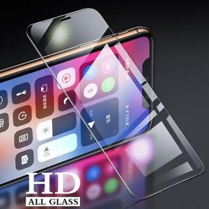 3x Panzerfolie für iPhone 12 / 11 / X / Xs / mini / Pro / Max Schutzglas 9H HD