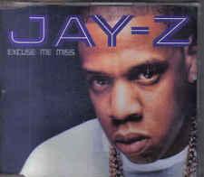 Jay Z-Exuse Me Miss Promo cd single
