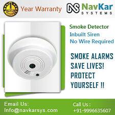 Smoke Detector | Smoke Alarms | Fire Alarrm System