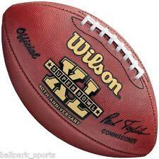 SUPER BOWL 40 XL - Wilson Official Game Football (SEAHAWKS STEELERS)