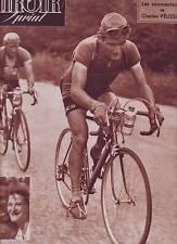 17/07/50 miroir sprint n°214 TOUR DE FRANCE 1950  ETAPES GOLDSCHMIDT GAUTHIER