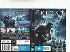 Priest-2011-Paul Bettany-Movie-DVD