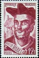"FRANCE TIMBRE STAMP N°866 ""FRANCOIS RABELAIS"" NEUF X TB"