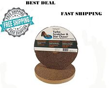 Cat Scratcher Star Chaser Toy Replacement Scratch Nails Pads 2 Pack Turbo Bergan