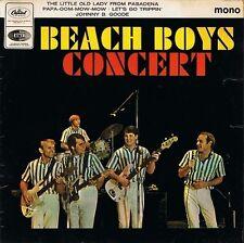 THE BEACH BOYS Beach Boys Concert EP Vinyl Record 7 Inch Capitol EAP4-2198 1964