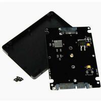 """1 pcs M.2 NGFF SSD to 2.5"""" SATA III Enclosure 7mm Drive 2260 2242 2280 P2O4"""