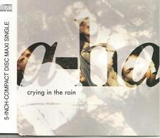 A-HA aha Crying in the Rain LIMITED 3TRX Europe CD single SEALED USA seller 1990