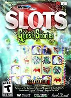 WMS Slots: Ghost Stories - Slots PC Game - New