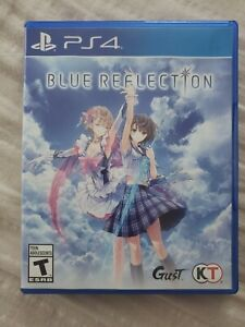 Blue Reflection (Sony PlayStation 4, 2017) PS4