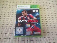 Pes 2015 Pro Evolution Soccer para Xbox 360 xbox360 * embalaje original *